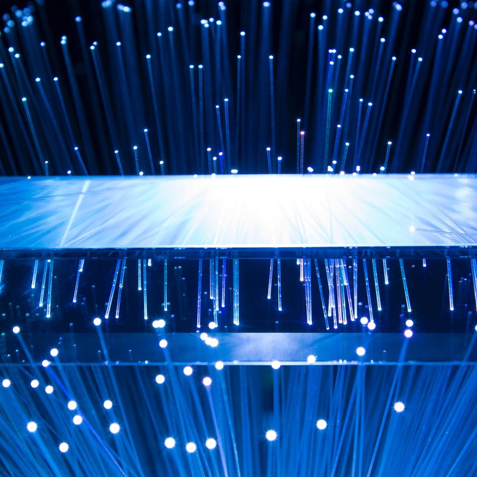 Calcul de coût de la boucle locale en fibre optique en France