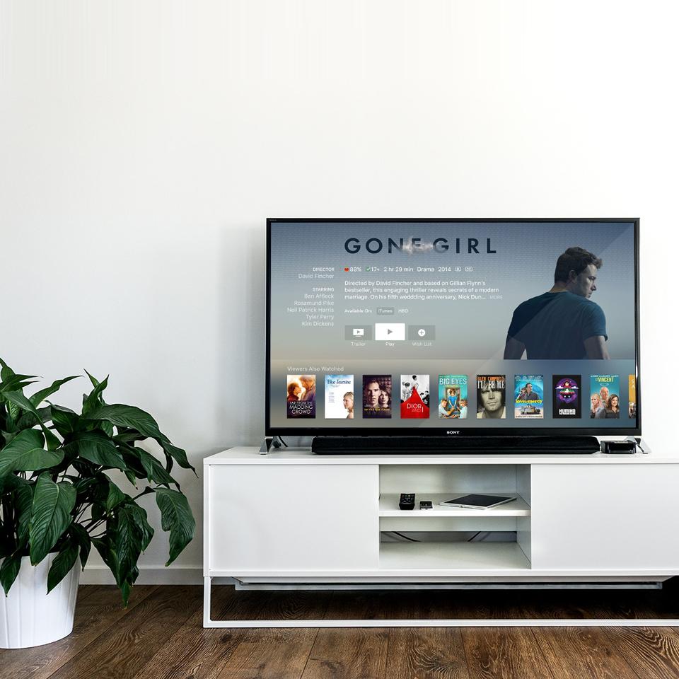 Opération de concentration entre deux plateformes de télévision payante