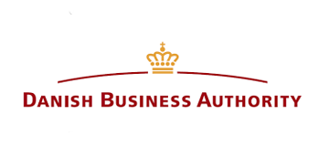 Logo Danish Business Authority